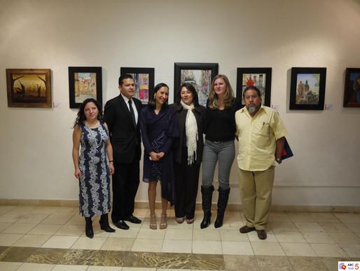 """Exposición Colectiva """"Las Vías para llegar al Arte"""""""
