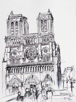 Notredame, París