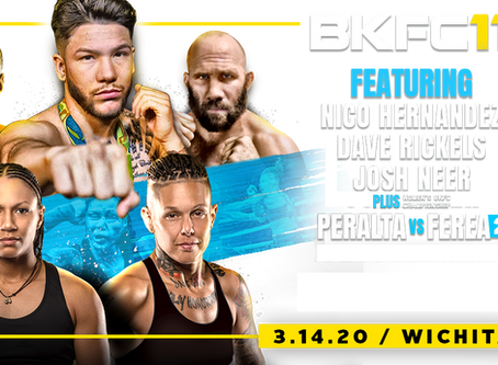 Bare Knuckle Fighting Championship to Utilize Real Time Scoring at BKFC 11 in Wichita, Kansas