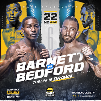 BKFC6 - poster Barnett vs Bedford.png