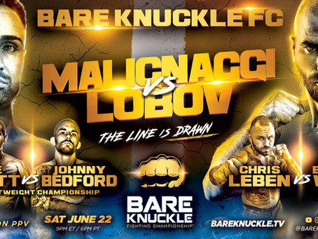 Three exciting showdowns added to Bare Knuckle FC 6 in Tampa