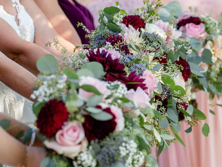 Stunning Wedding Flowers!  8 Ohio Florists to Consider for Your Wedding Day