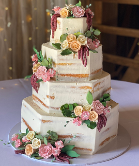 Ohio Wedding Cakes - 7 Local Wedding Cake Geniuses to Consider for a Gorgeous Wedding Cake!