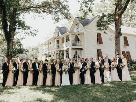 10 Beyond Beautiful Georgia Wedding Venues to Consider for Your Big Day!