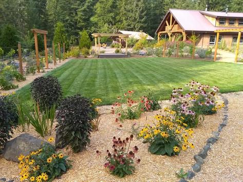 Vernonia Springs: Oregon's Only Outdoor Wedding Destination Venue Offering Premium Glamping Yurts!