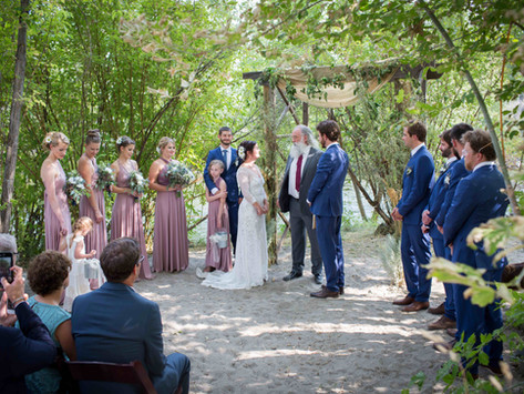This Idaho Riverside Wedding Venue Will Let You Enjoy Your Wedding Festivities for 3 Days!  (Salmon)