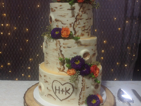 Dancing Oven Bakery - This Cake Expert in Montana Makes Beyond Beautiful Wedding Cakes!