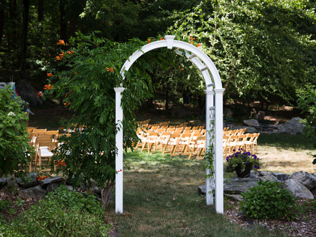 This Rustic-Chic Outdoor Wedding Venue Near Boston is Beyond Beautiful with So Much to Offer!