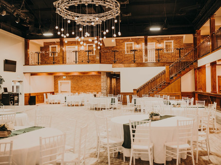The Utah Wedding Venue Guaranteed to Sweep You Off Your Feet - Talia Event Center (Clearfield, UT)