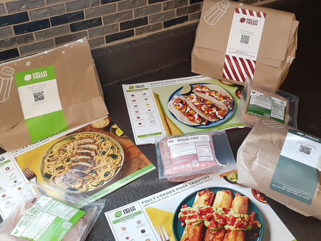 Ok... I'm Seriously Impressed with HelloFresh.  (It's Even Better Than I Expected.) Review 2021