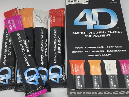 How I Have a Ton of Energy Every Day and Beat My Extreme Fatigue- 4D Life Review (It's the Best!)