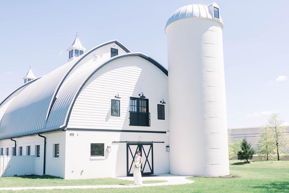 Virginia wedding barn venue