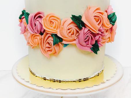 This Lewiston-Clarkston Valley Based Cake Artist Creates Gorgeous Wedding Cakes!  (Kessler Cakes)