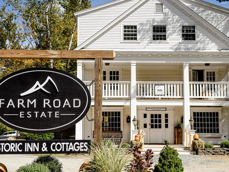 Farm Road Estate: The West Dover Wedding Venue Where Vermont Beauty Meets Historic Luxury