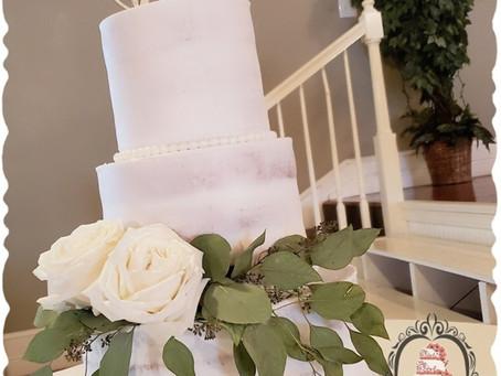 My Cakes by Debra - This Pascagoula, Mississippi Based Cake Artist Creates Stunning Wedding Cakes!