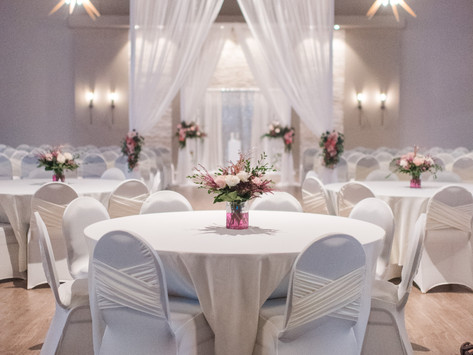 This Luxurious Minot Venue Has One of the Most Gorgeous Ballrooms We've Ever Laid Eyes On!