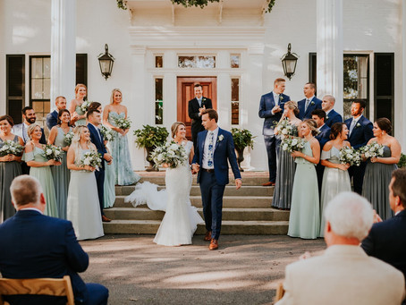 9 Beyond Beautiful Kentucky Wedding Venues to Consider When Getting Married!
