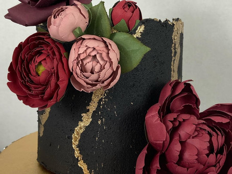 For a Wedding Cake That Will Tantalize Your Guests, De L'or Cakery is Your Go-To!  (Bronx, NY)