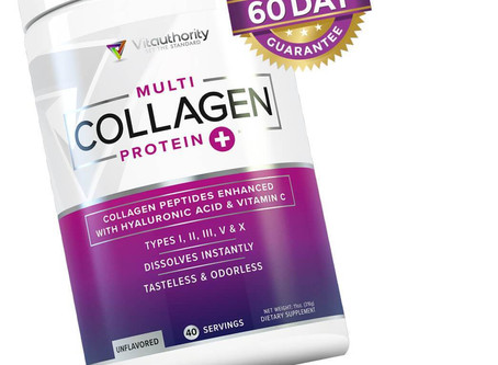 MY SKIN IS SO SOFT: An Honest Review of Vitauthority's Multi Collagen Protein Drink