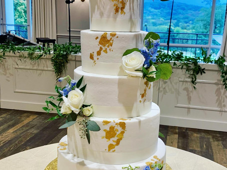 Tennessee Wedding Cakes - 5 Brilliant Local Bakers to Consider for a Beautiful Wedding Cake!