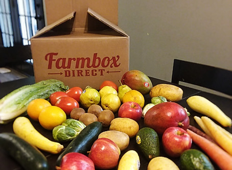 I Tried Farmbox Direct and Got Produce Delivered to My Doorstep (REVIEW)