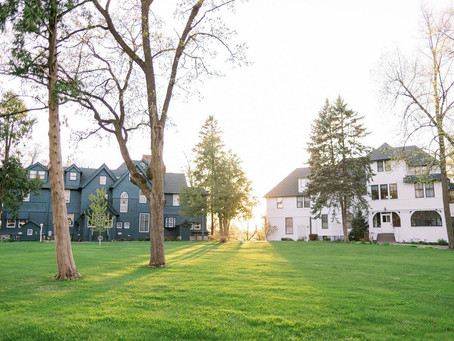 The Minnesota Wedding Venue that Feels Like It Came Out of a Movie - Linden Hill Historic Estate