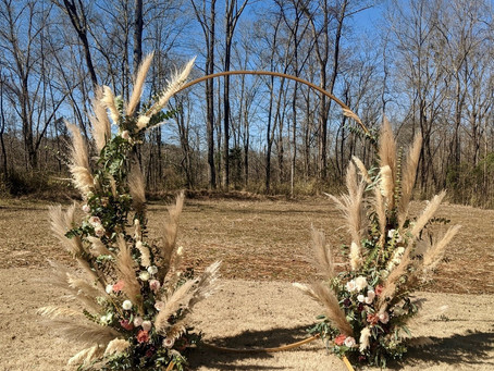 Flowers: 5 Impressive South Carolina Wedding Florists to Consider for Your Wedding Day!