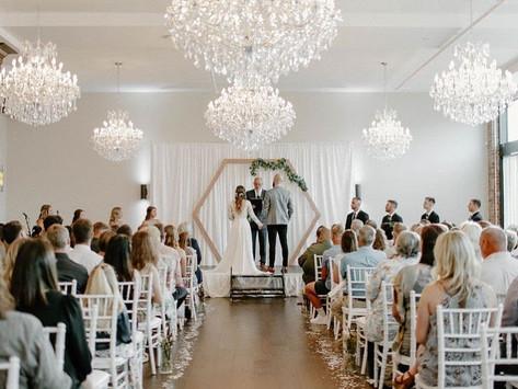 The Kansas Wedding Venue Guaranteed to Take Your Breath Away - Crystal Ballroom at the Burt