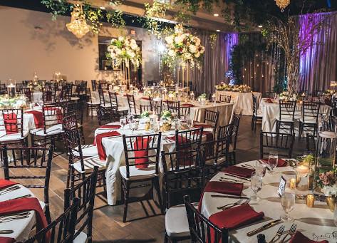 The Event Venue where you will Shine Bright like A Diamond - Chandelier Event Venue (Cary)