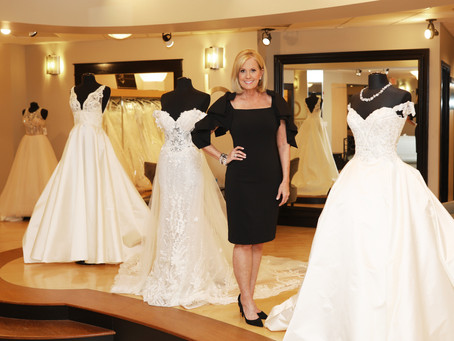 Georgia Bridal Shops You MUST VISIT to Find the Perfect Wedding Dress!
