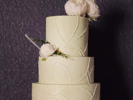 Savour Baking - This Missoula, Montana Based Cake Expert Has Amazing Talent for Wedding Cakes!