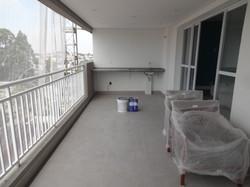 Bancada terraço