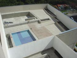 Deck piscinas