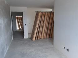 Kit de portas de madeira do tipo