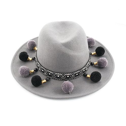 Cloudy Wool Hat