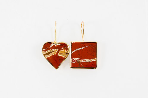 Love spell earrings