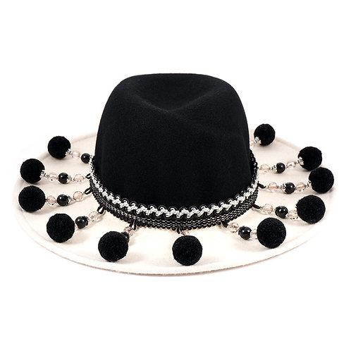 Oreo Wool Hat