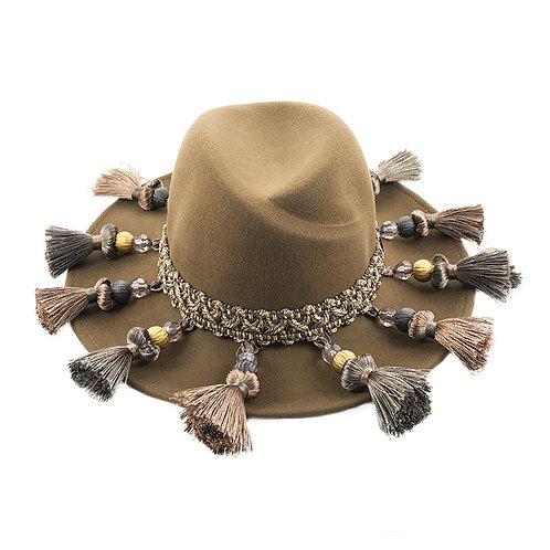 Sugarcane Wool Hat