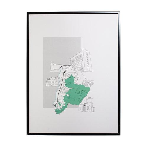 ANTAKALNIS print