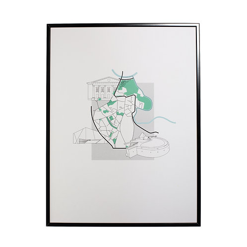 SENAMIESTIS print
