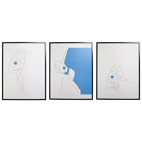 3 prints set