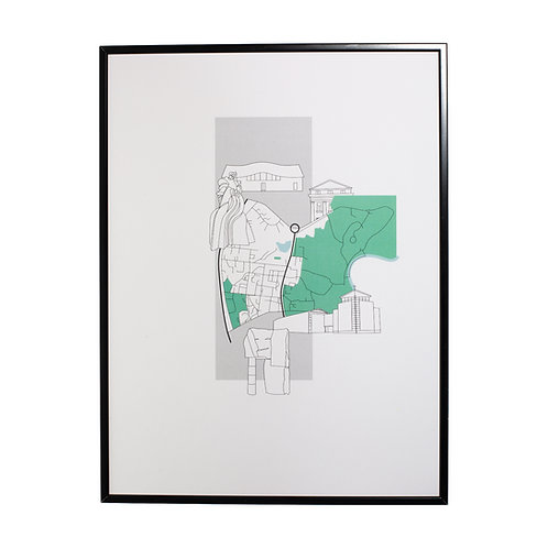 JERUZALĖ print