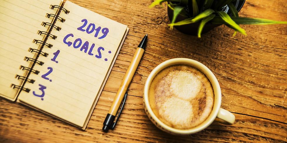 New Year, Fresh Goals! Retreat