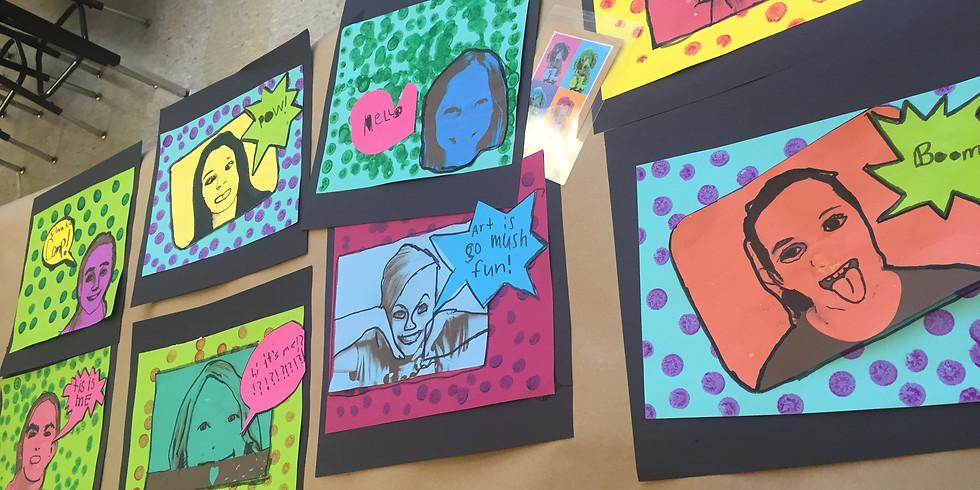 Creativity Art Camp