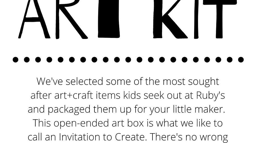 Ruby's Art Kits
