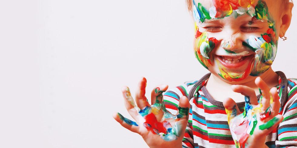 Toddler Art Playgroup/Art Explorers Drop-in