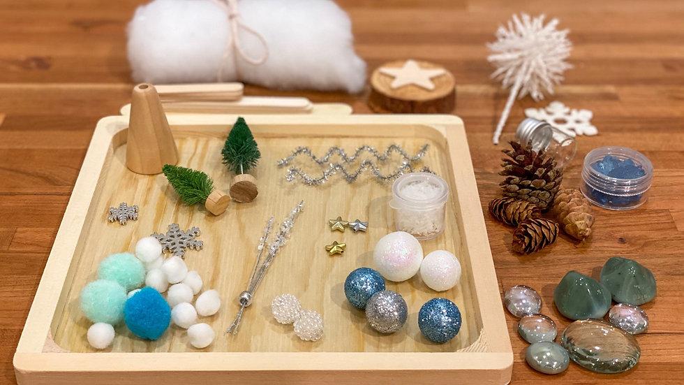 Winter  Small World Kit