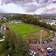 Stadion des 1.FC Riegelsberg