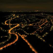 Riegelsberg bei Nacht