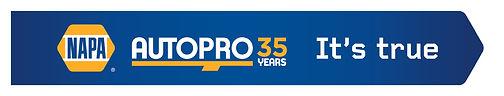 Napa AutoPro  It's True 35 years Feb 201